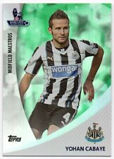 2013-14 Topps English Premier League Gold Midfield Maestros Green 20/99