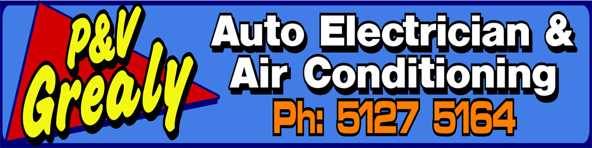 P&V Grealy Auto Electrician & AC