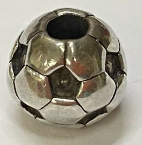 ***SALE*** Authentic Trollbeads, Soccerball
