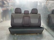 MITSUBISHI TRITON 2ND SEAT (REAR SEAT) ML, CLOTH, 07/06-08/09