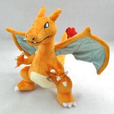 "Charizard Pokemon Cute Rare Stuffed Animal Plush Toy Doll 13"" Christmas Gift"