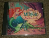 Songs From The Sea The Little Mermaid~1992 Disney CD~FAST SHIPPING!!!