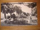 carte postale Postcard CANNES un coin des jardins 304 animee