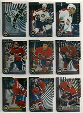 1997-98 Donruss Gold Press Proof Die-Cut Montreal Canadiens Team Set (12)