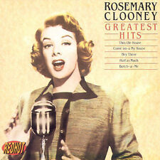 Greatest Hits [Sony International] by Rosemary Clooney (CD, Jul-2002, Sony Music