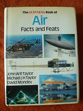 """""""THE GUINNESS BOOK OF AIR-FACTS AND FEATS""""-JWR TAYLOR,MJH TAYLOR,DAVID MONDEY-"""