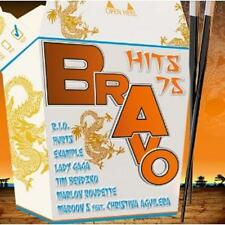 BRAVO HITS VOL. 75  - DOUBLE CD * SEALED & NEW 2011 * NEU *