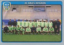 N°516 EQUIPE TEAM # AC.ARLES AVIGNON STICKER PANINI FOOT 2012