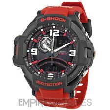 * Nuevo * Casio G-shock Reloj para hombres aviación gemelo Sensor-GA-1000-4B - RRP â £ 260