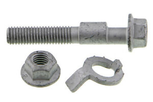 Alignment Cam Bolt Kit Front,Rear Mevotech MS90002
