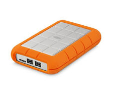 LaCie 1tb Rugged Triple Fw800 und US