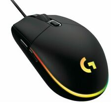 Logitech G203 Mouse lightsync  Programmable RGB Wired Gaming Mouse New in Box!