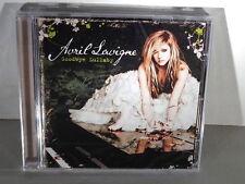 AVRIL LAVIGNE  -  GOODBYE LULLABY  -  CD 2011  NUOVO E SIGILLATO