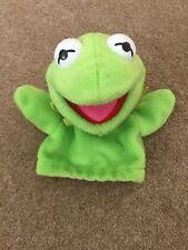 Kermit The Frog Hand Puppet, VGC