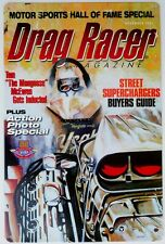 DRAG RACER  MOTOR SPORTS HALL OF FAME SPECIAL