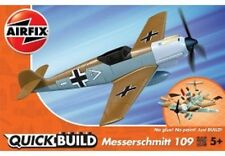 Airfix QUICKBUILD J6012-Messerschmitt 109 AEREI KIT T48
