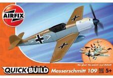 Airfix Quickbuild J6012 - Messerschmitt 109 Aircraft Kit  Free 1st Class Post