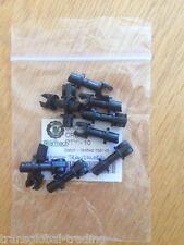 Land Rover Defender Brake Line Clips x10 - Bearmach Quality Parts - CRC1250L
