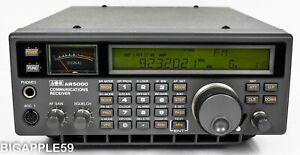 AOR AR5000U Receiver Scanner AM / HF / FM / VHF / UHF .01 - 2600MHz ***UNBLOCKED