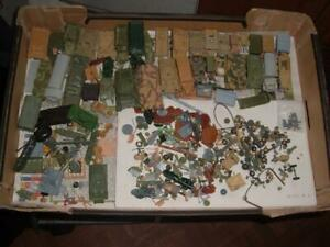 AIRFIX & OTHERS ARMY KIT RELATED PARTS ALL SPARES REPAIRS A JOB LOT IF NEEDED