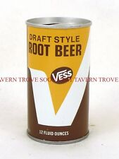 St Louis Missouri Vess Grocery Store Root Beer 12oz Can Tavern Trove