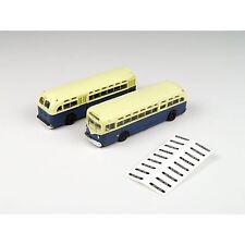 CLASSIC METAL WORKS N Scale GMC TDH-3610 Transit Bus - Blue & Cream - 52307