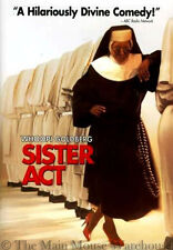 Reno NV Mob Witness Protection Program Catholic Convent Comedy Sister Act on DVD