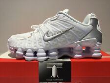 Nike Shox TL ~ AV3595 100 ~ Uk Size 12 ~ Euro 47.5