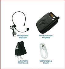 SHIDU Original Voice Amplifier Loud Speaker/mp3 Player/AUX/Micro SD/Instructors