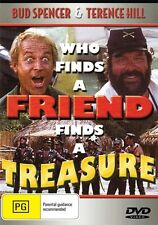 WHO FINDS A FRIEND FINDS A TREASURE - BUD SPENCER & HILL-  FREE LOCAL POST