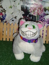 "FAT CAT STUFFY - 14"" LONG - SMILING KITTY - RARE AND HARD TO FIND"