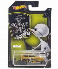 Hot Wheels Nightmare Before Christmas 25 Years Midnight Otto 4/8