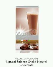 Oriflame Natural Balance Shake Natural Chocolate  *New* + FREE Shaker *Sale*