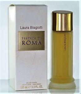 Laura Biagiotti Essenza di Roma 100 ml Eau de Toilette Spray