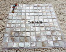 Fashion shell mosaic mother of pearl kitchen backsplash bathroom wall tile