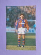 FOTO UFFICIALE ORIGINALE SU CARTA KODAK BOLOGNA SIGNORI 1999-2000 NEW-FIO