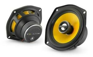 JL Audio 5.25in 130mm 225w coaxial car Audio stereo pair of speakers 50w RMS