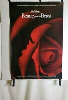 Walt Disney Beauty & the Beast IMAX Movie Poster, 27x40 One Sheet, Double Sided