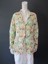 DANIELA GREGIS 100 % cotton jacket NEW with TAG multicolor