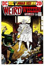 WEIRD WESTERN TALES #16 (NM-) Early JONAH HEX & EL DIABLO Appearance! 1973 DC