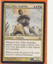 MTG  1 x YORE-TILLER NEPHILIM  Guildpact  Rare Gold Card Creature  Never played