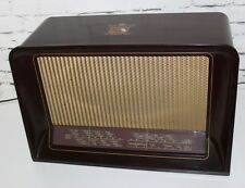 1950's ​HMV Model 1126 Valve Radio for Parts or Repair [PL3612]