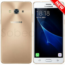 New Samsung Galaxy J3 Pro J3119S 4G LTE GSM (Factory Unlocked) 16GB - Gold