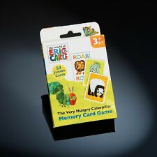 The Very Hungry Caterpillar Memory Card Game By Paul Lamond Games