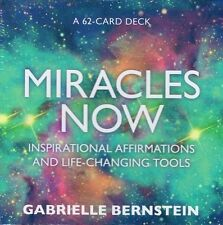 Miracles Now Card Deck by Gabrielle Bernstein New & Sealed