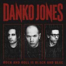 "Danko Jones ""rock and roll is black and blue"" CD nuevo"