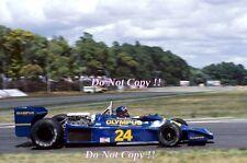 Divina Galica Hesketh 308E Argentine Grand Prix 1978 Photograph