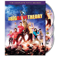 The Big Bang Theory: The Complete Fifth Season , wm8 m01