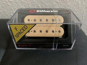 Dimarzio DP104 Super 2 Neck Pickup F Spaced Cream