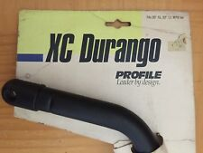 "NOS Profile XC Durango Handle bar Extension BrushGuard 20"" Black for Vintage MTB"